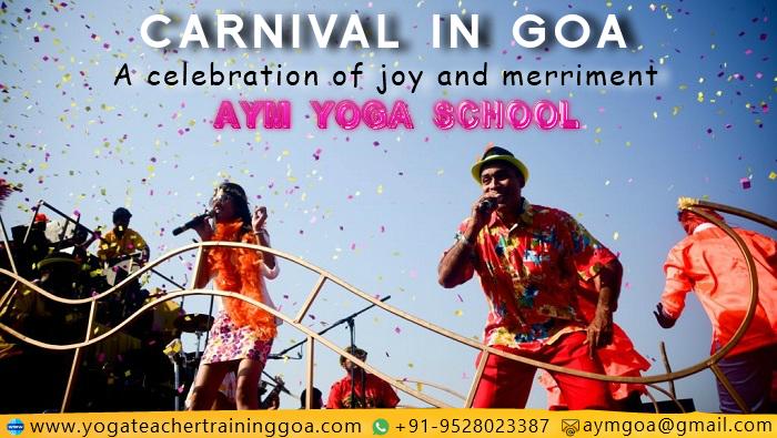 Carnival in Goa