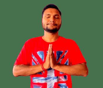 Yoga Teacher Hitesh