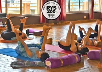 200 hr Yoga Teacher Training
