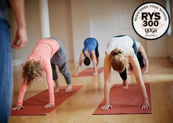 300 hr Yoga Teacher Training in Goa