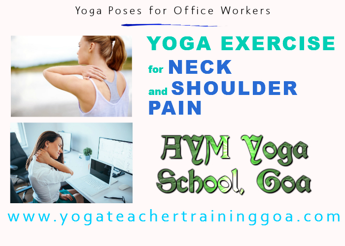 Yoga for neck and shoulder pain