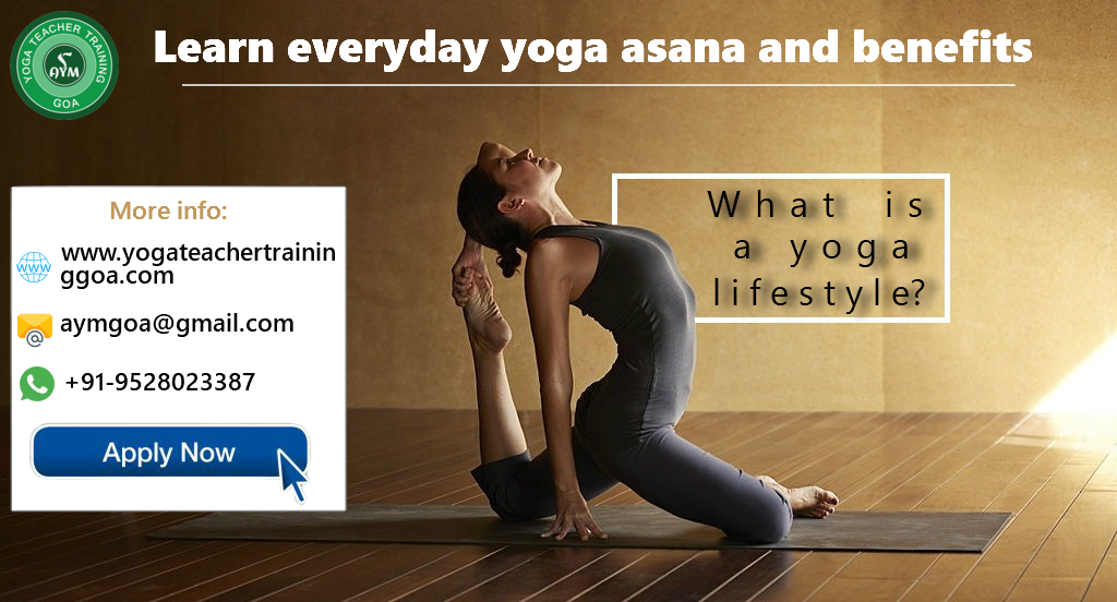What Is a yoga lifestyle