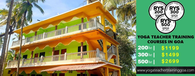Yoga School in Goa