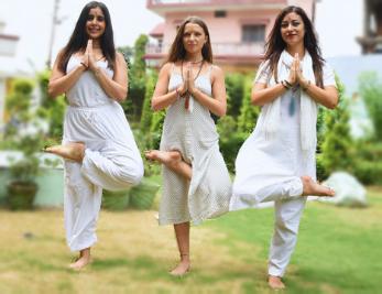 500 hr Yoga Teacher Training