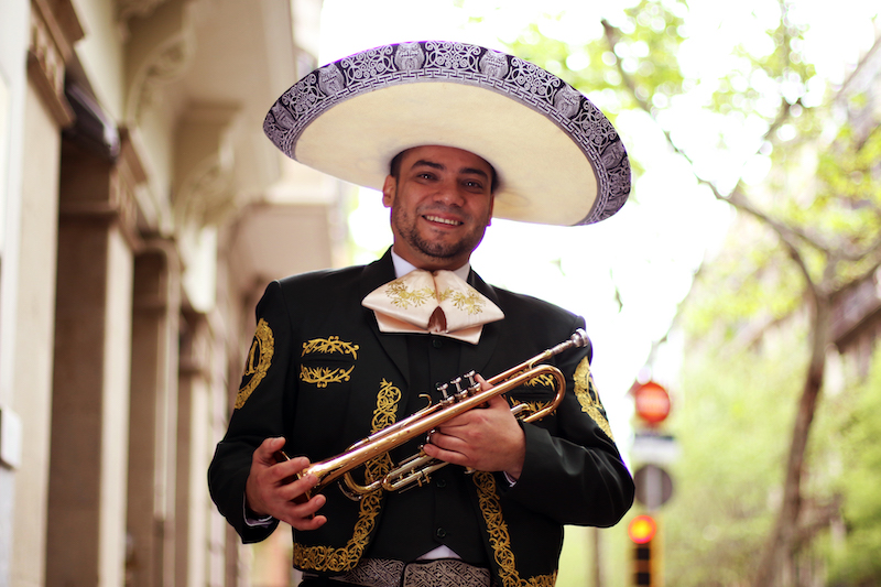 Juan Carlos Riaño - Trompetista