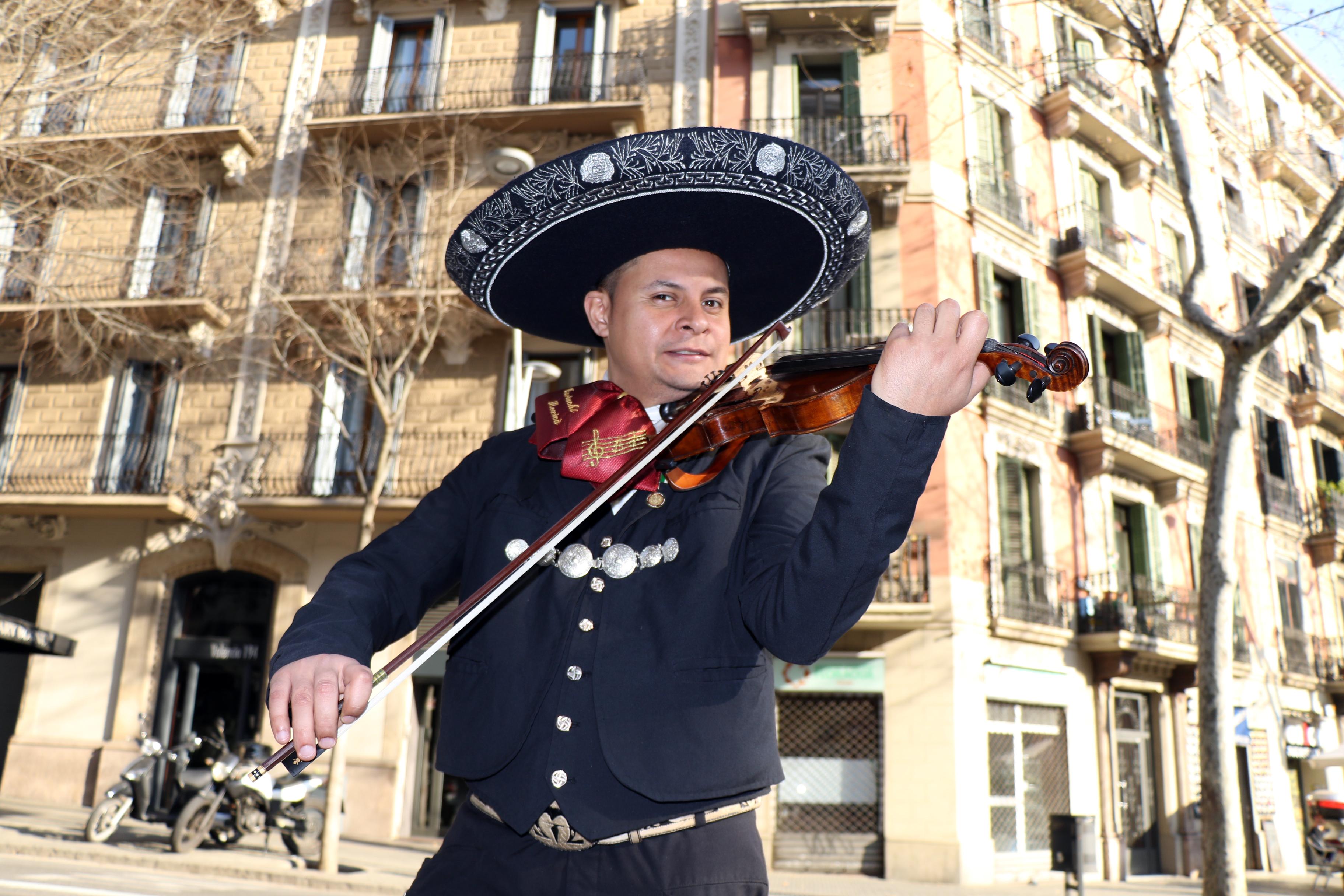 mariachi en barcelona
