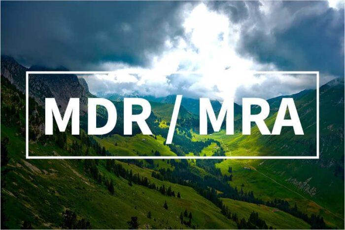 MDR MRA