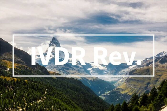 IVDR Review