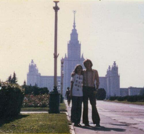 1974-5 Moscow