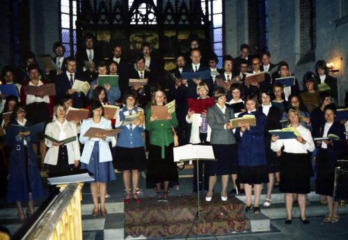 1978 Berlin Cathedral Choir