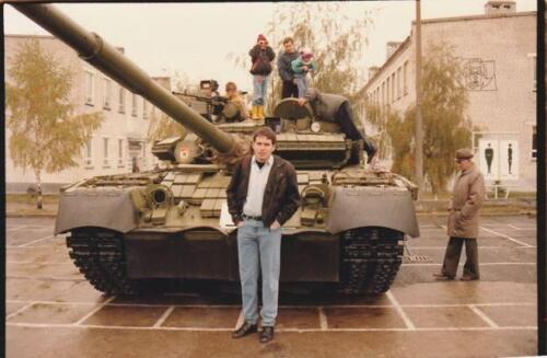 T-80 Altengrabow Nov 91