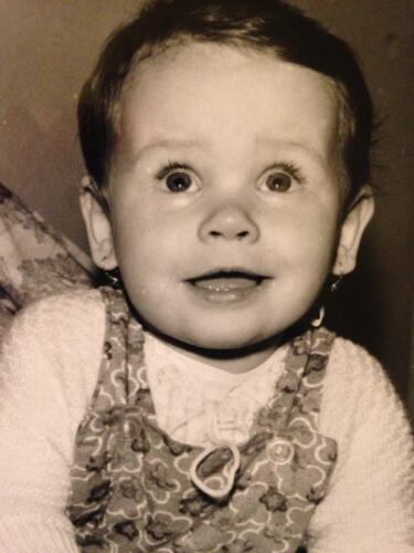 Baby Eva Caletkova