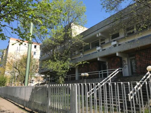 former Australian Embassy East Berlin 2019