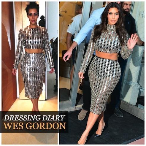 Kim-Kardashian-Dressing-Diary-Wes-Gordon