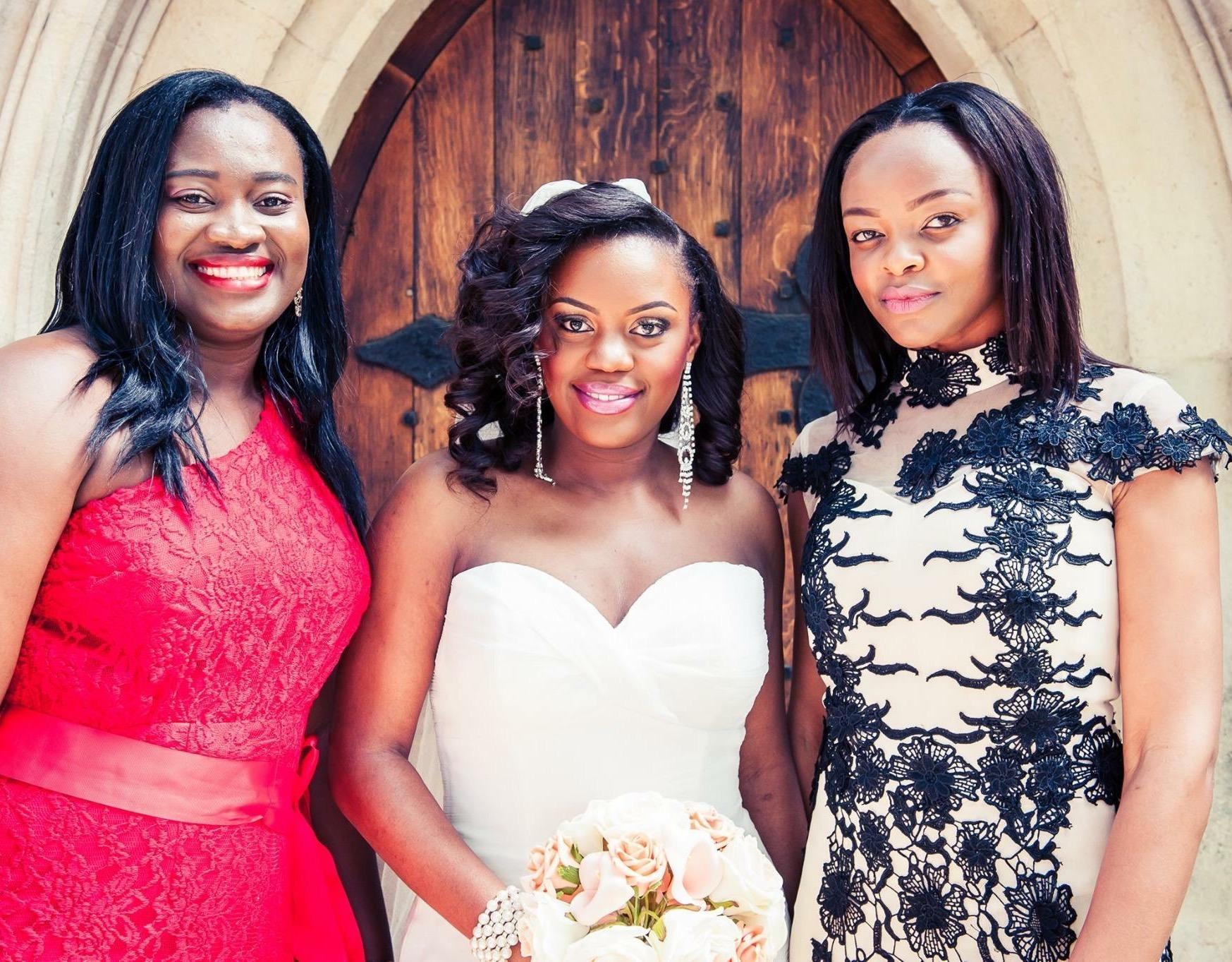 Cameroonian wedding ceremony