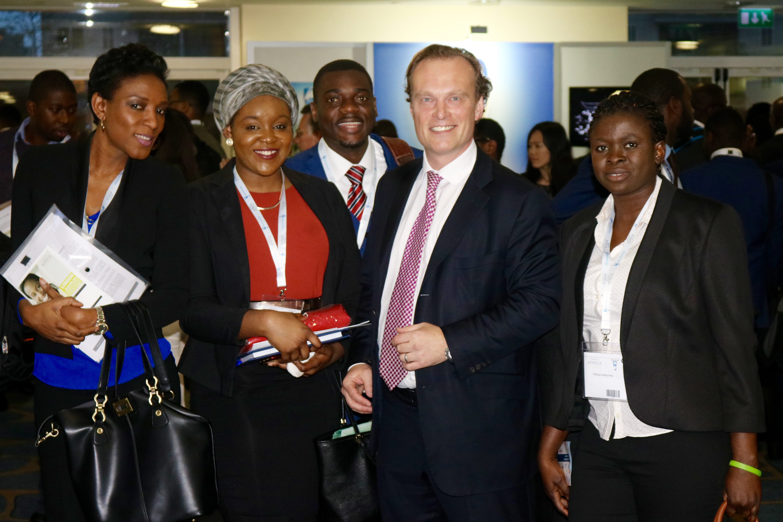 GLOBAL CAREERS IN AFRICA LONDON 22-24 APRIL RECRUITMENT SUMMIT, CAMEROON COMPANIES, NIGERIAN COMPANIES, RUPERT ADCOCK, BUSINESS DEVELOPMENT EXECUTIVE