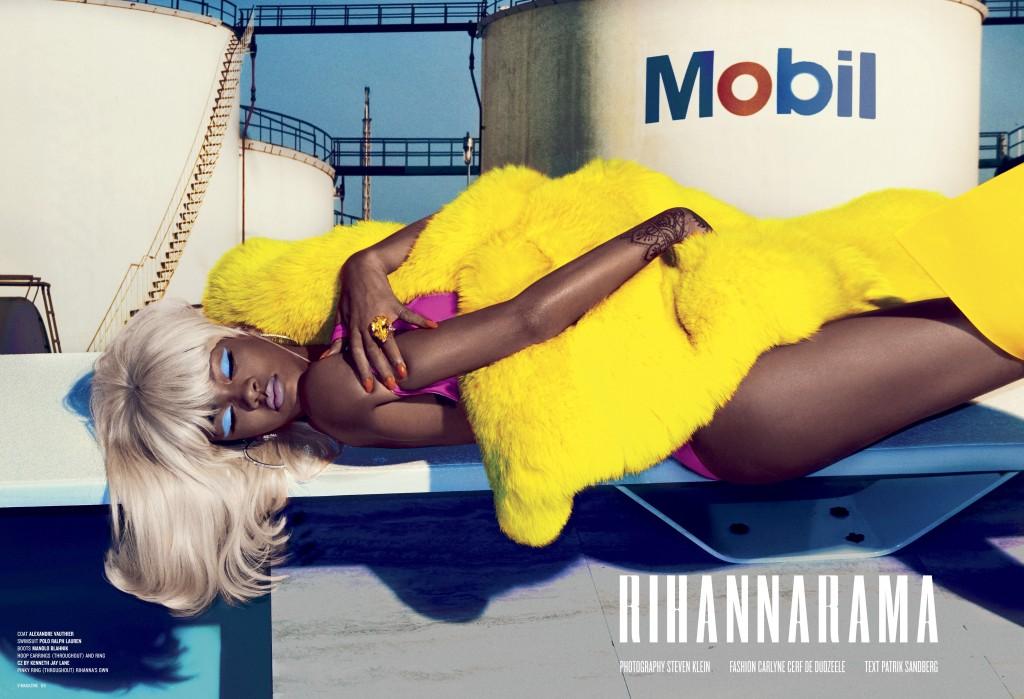 RIHANNA MAGAZINE COVER, RIRI,ANTI,WORK WORK WORK,DRAKE,HOTLINE BLING