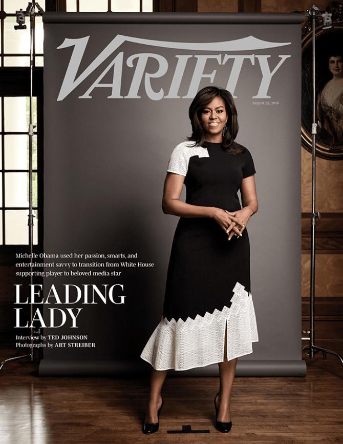 Michelle Obama Variety Aug 2016