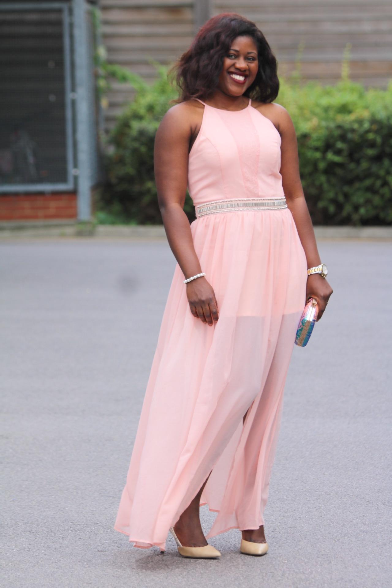 CURVY BLACK Cameroonian Beautiful Women FASHION