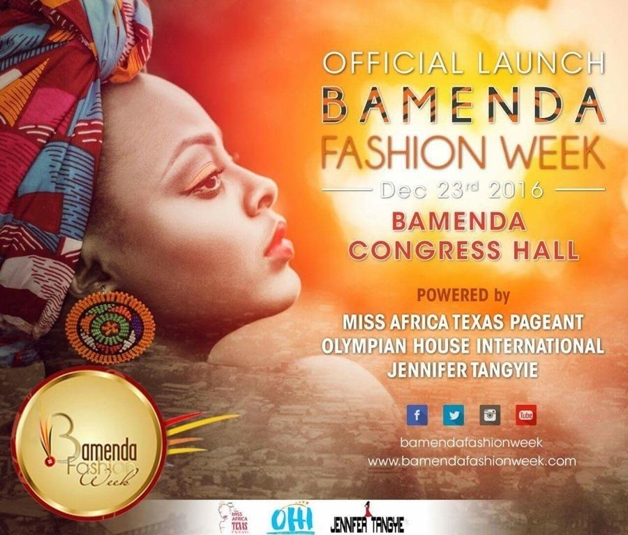BAMENDA FASHION WEEK BY JENNIFER TANGY