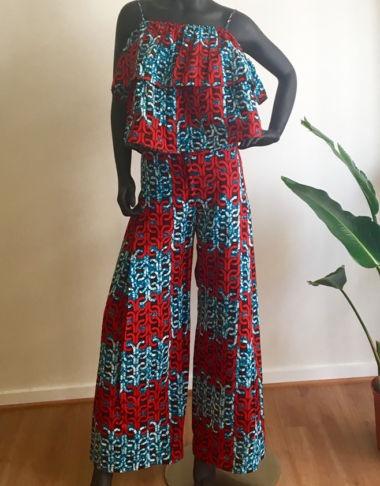 LUPITA NYONG'O WEARS CAMEROONIAN DESIGNER KIBONEN NY
