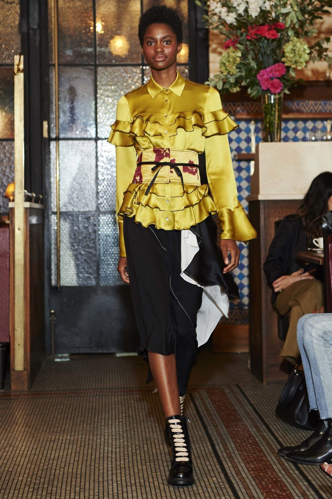 CINQ À SEPT SPRING 2017 READY-TO-WEAR COLLECTION