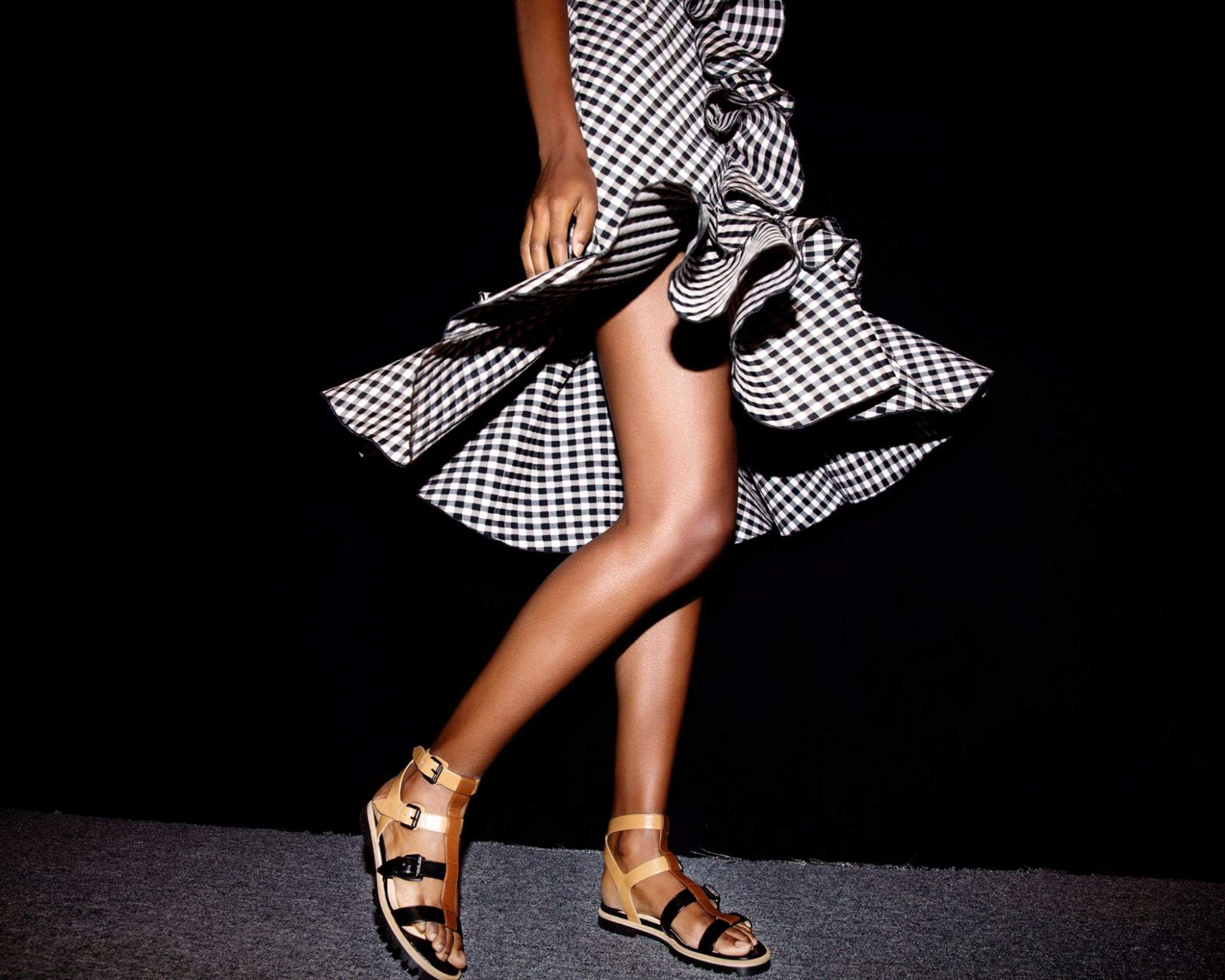 CELEBRATING THE UNIQUENESS OF WOMAN WITH CHRISTIAN LOUBOUTIN