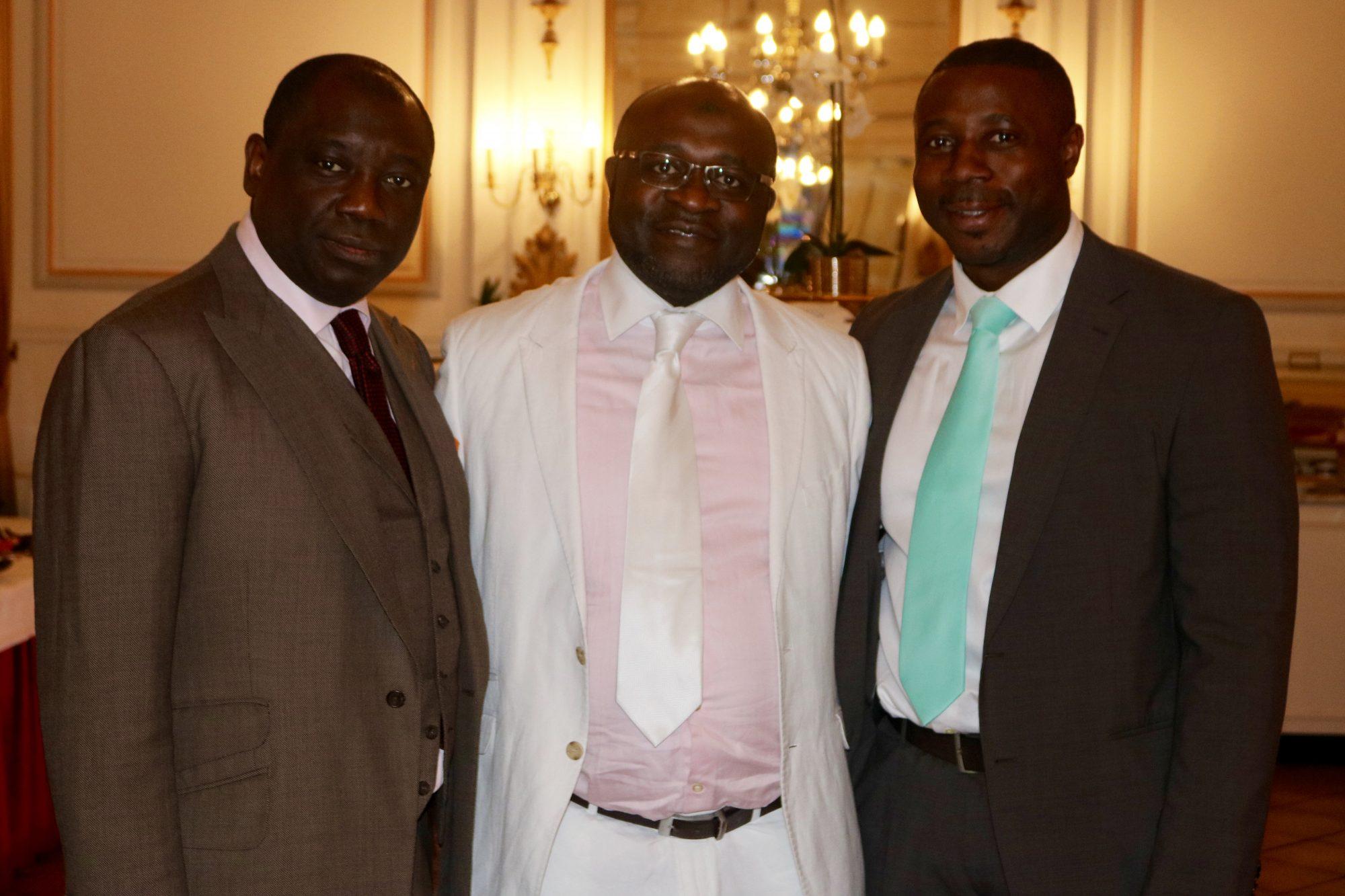 CAMEROONIAN MEN