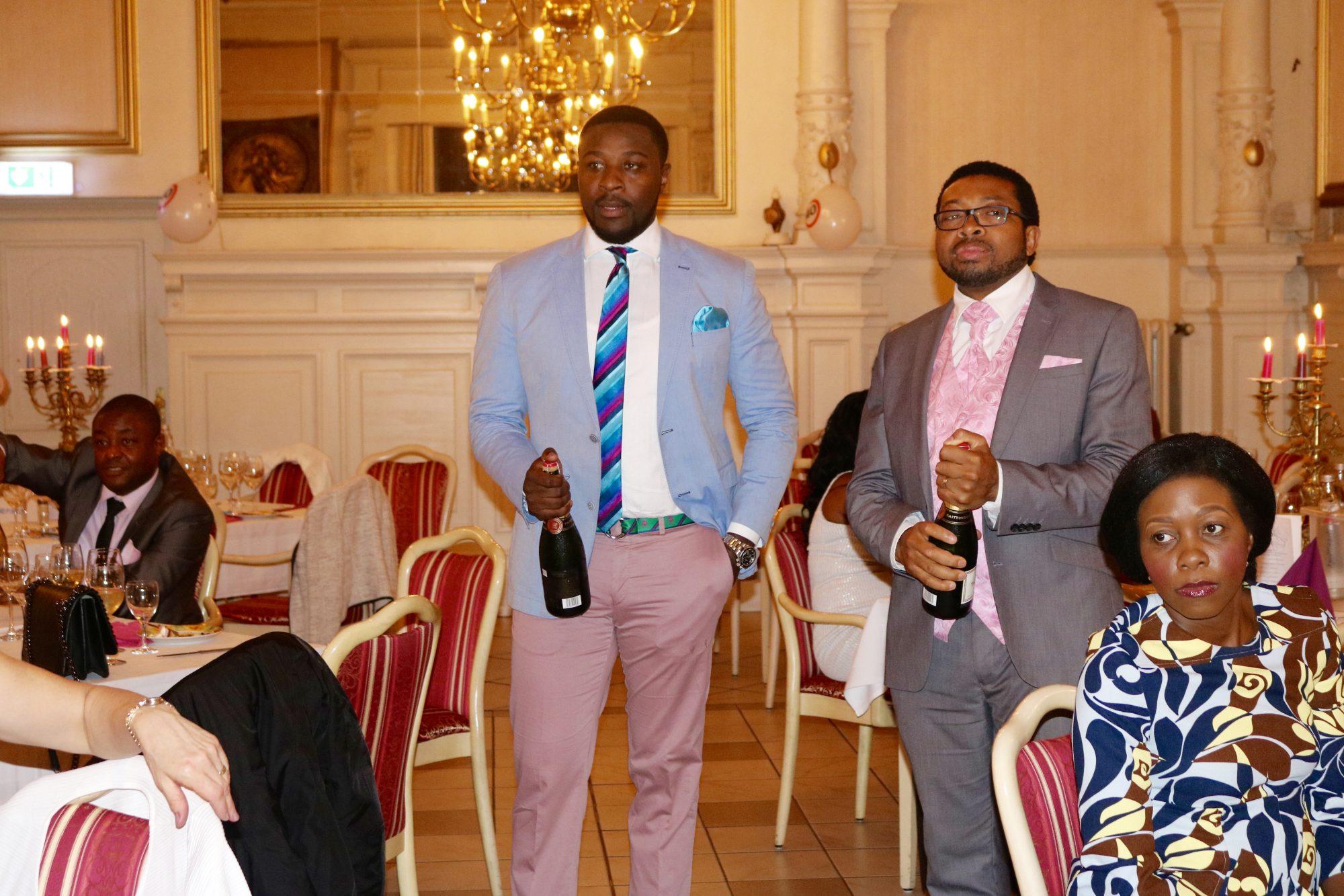 BEST DRESSED CAMEROONIAN MEN