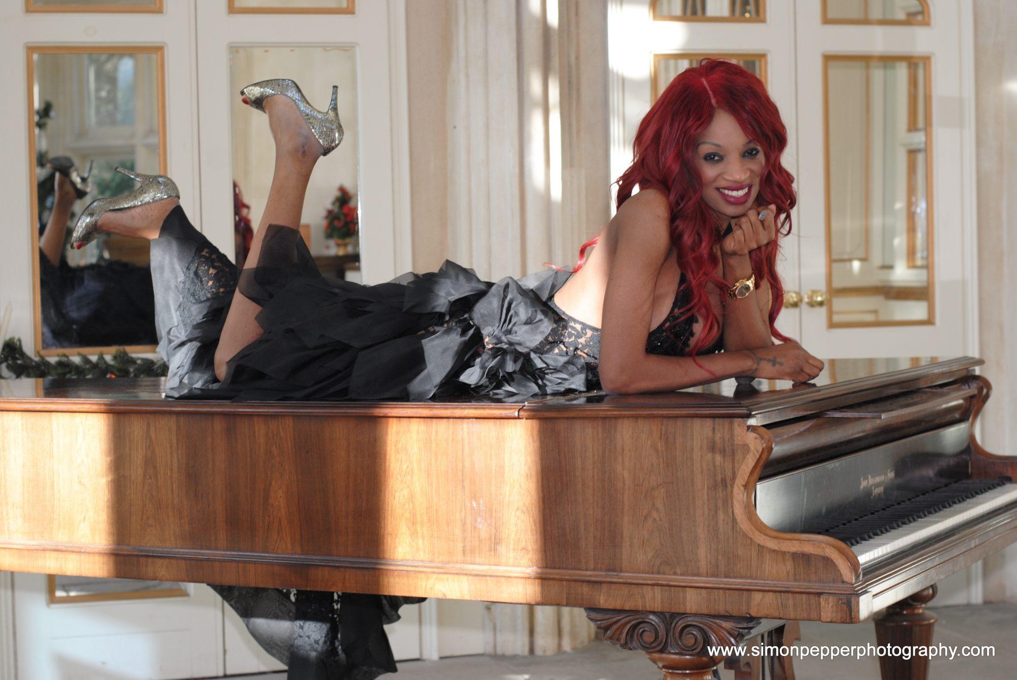 Cameroonian Millionaire Irene Major In Avenard Couture