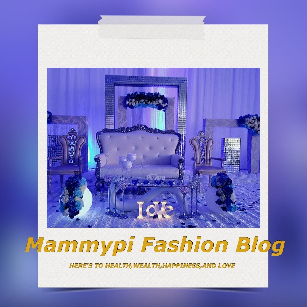 Is Ethel Esabe The Best Wedding Decor In Cameroon?