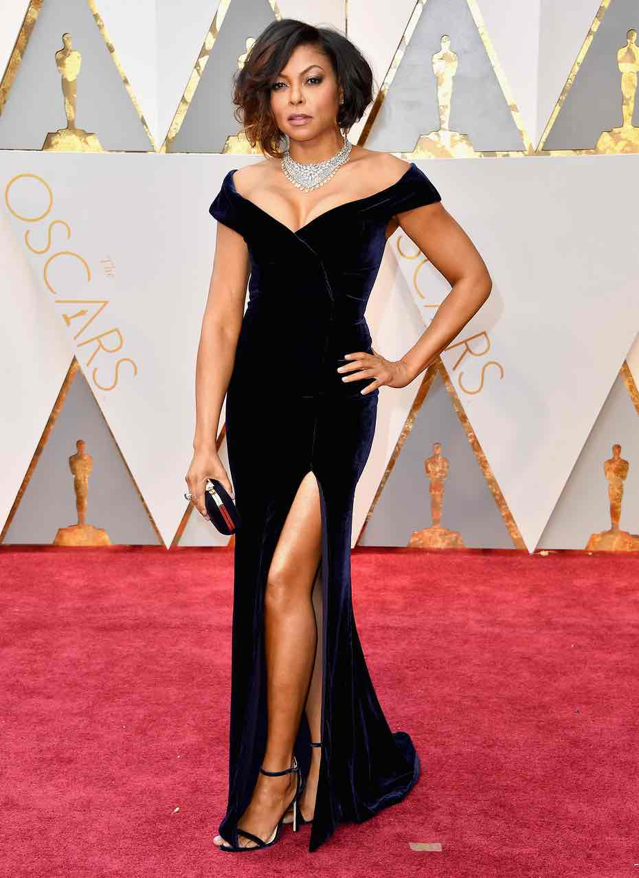 Taraji P Henson Oscars 2017
