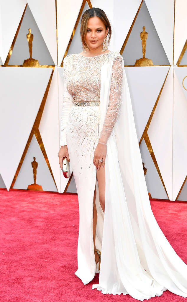 2017 Oscar Celebrity gowns
