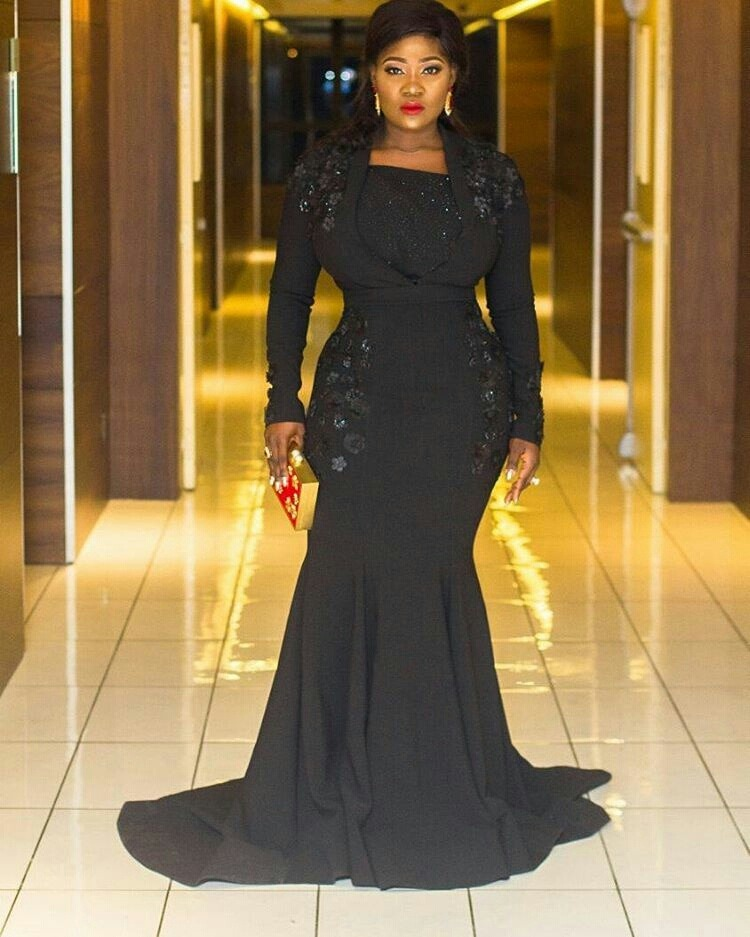 MERCY JOHNSON #AMVCA2017 BEST LOOKS AT THE AFRICA MAGIC VIEWERS' CHOICE AWARDS