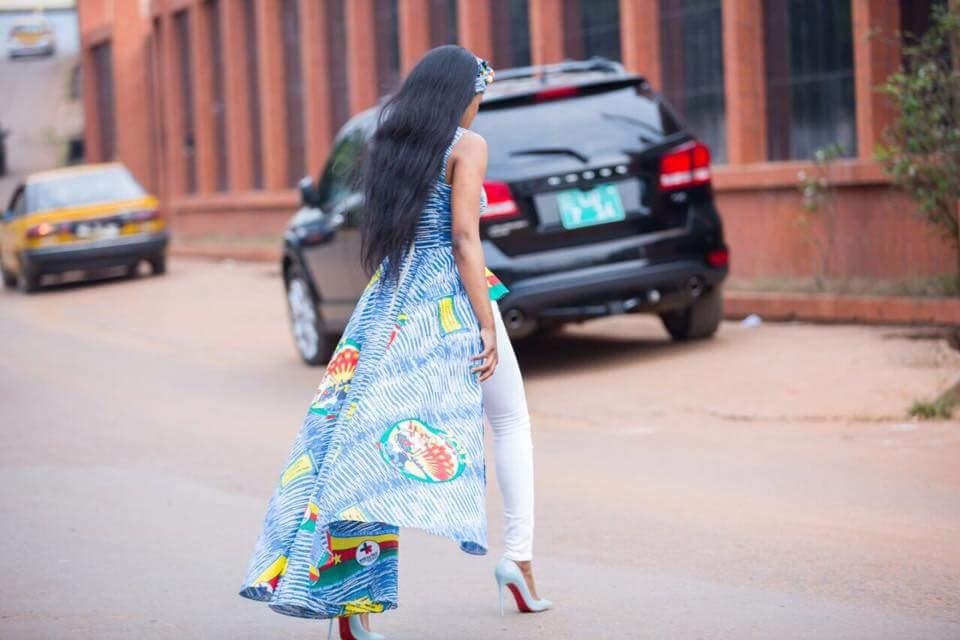 """""""REVENGE PORN"""" AUTHOR NATHALIE KOAH CELEBRATES WOMEN'S DAY IN SOLO STREET-STYLE"""