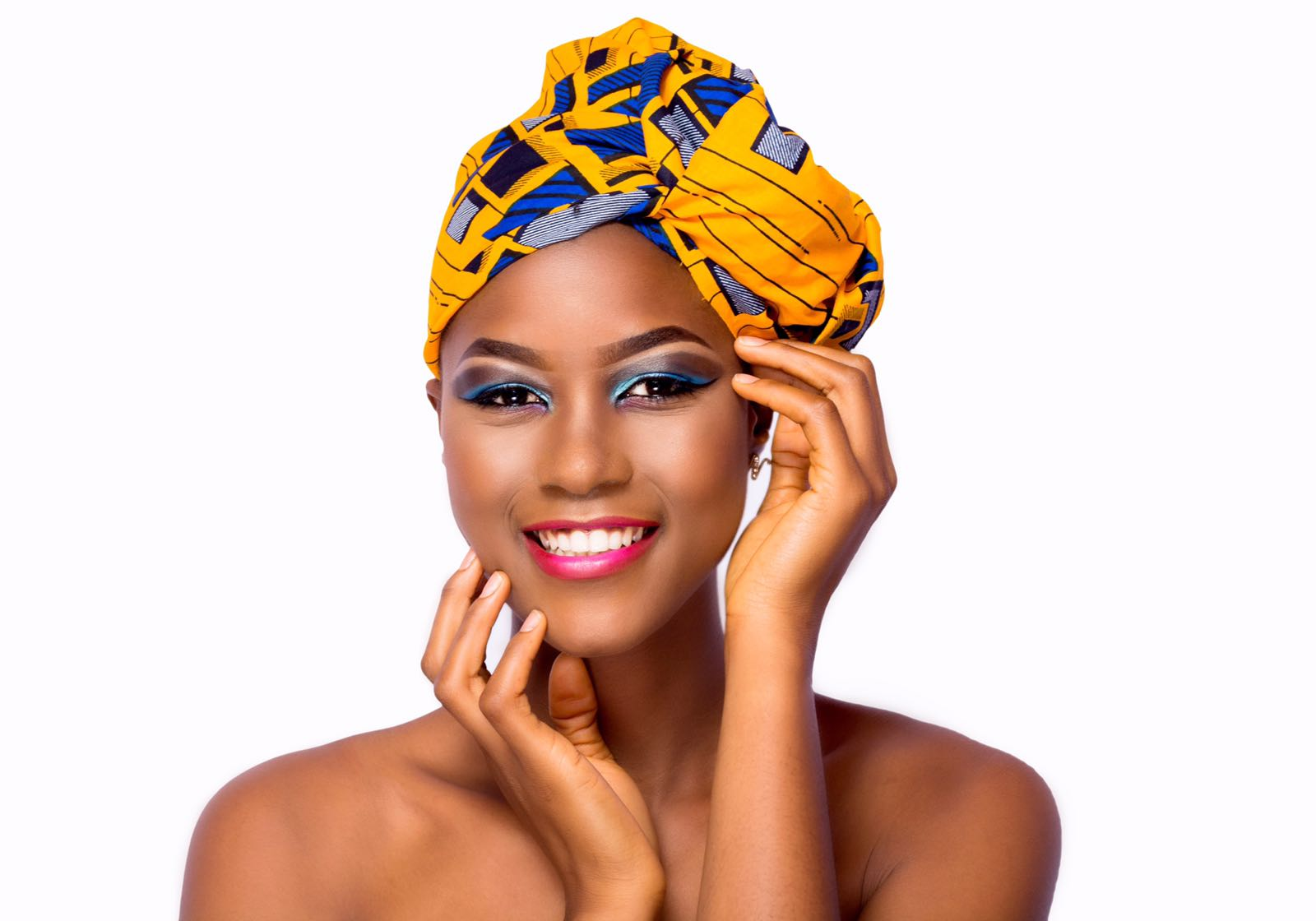Niki Heat Model Audrey Monkam Crowned Miss Beach 2017 BEST BEACHES IN CAMEROON