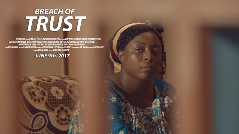 Cameroon Diaspora Entertainers Due to Screen Movie 'BREACH OF TRUST'