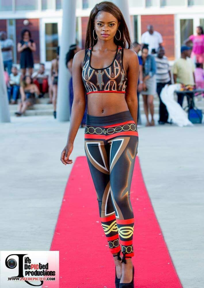 """AfricStyle Fashion Unveils Summer """"Toghu"""" Active Wear Collection"""