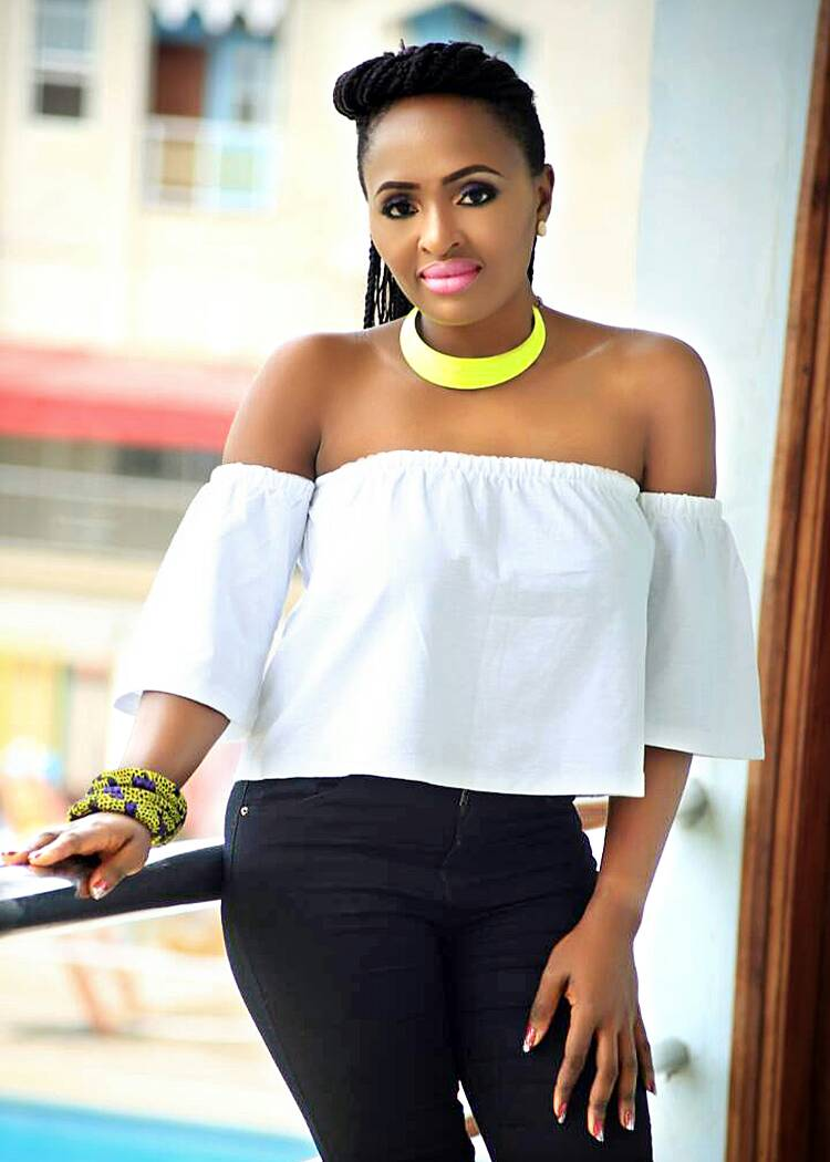Joan Ngomba DcodedTv Producer & Columnist