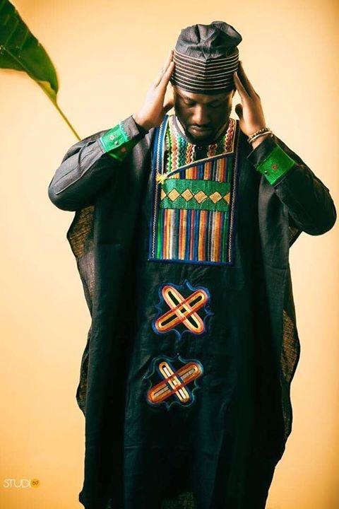 "Every Man Needs These Amazing ""Agbada's"" By Amah Fashion House"