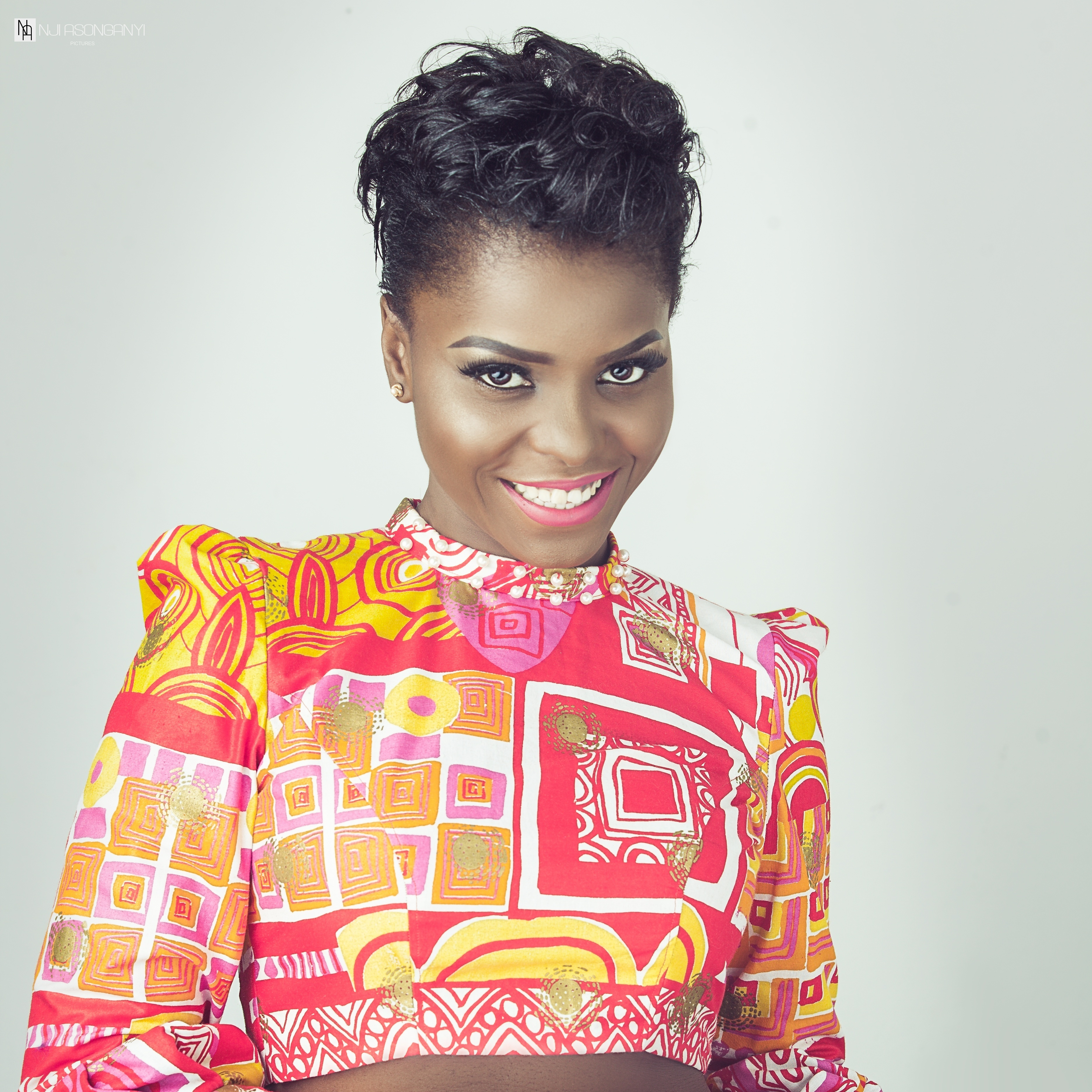 OF COURSE DAPHNE NJIE WORE A SPELL KOOTOR DRESS FOR HER BIRTHDAY