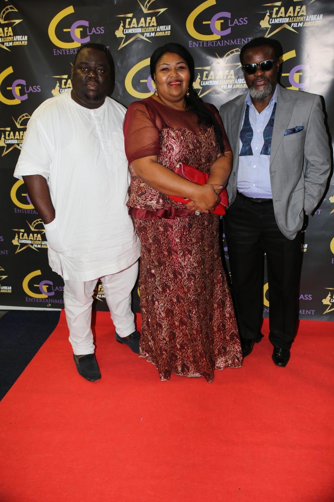 NOLLYWOOD STARS DOMINATES CAMEROON FILM AWARD
