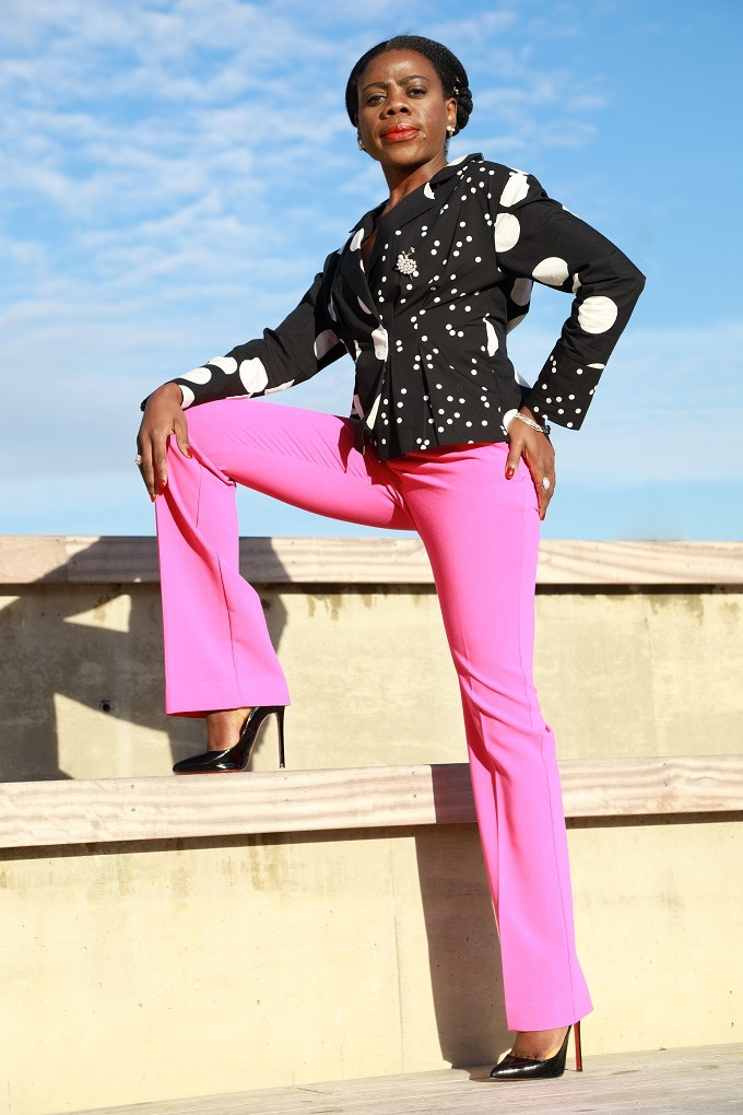 How To Style Bold Colours And Patterns For Work