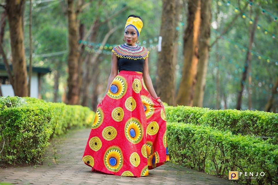 Slay Queens: Printastic Dresses For 2018 Style Inspiration