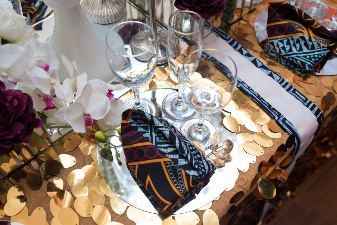 """Cameroon wedding Theme: Asheris Events Introduces The Queen Mother Collection """"MAFOR"""""""