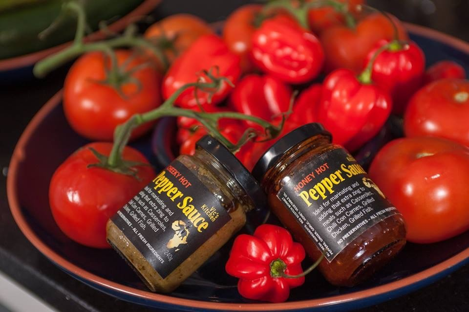 """""""Hot Date"""" One Of The Best Pepper Sauces From Cameroonian Chef: Vic's Kitchen"""