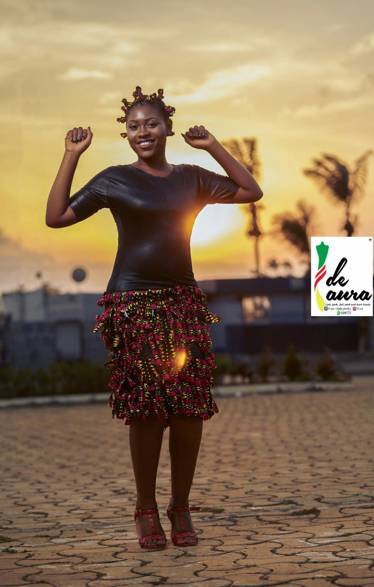 "De Aura Designs Presents ""BROKEN"" In Celebration of International Women's Day"