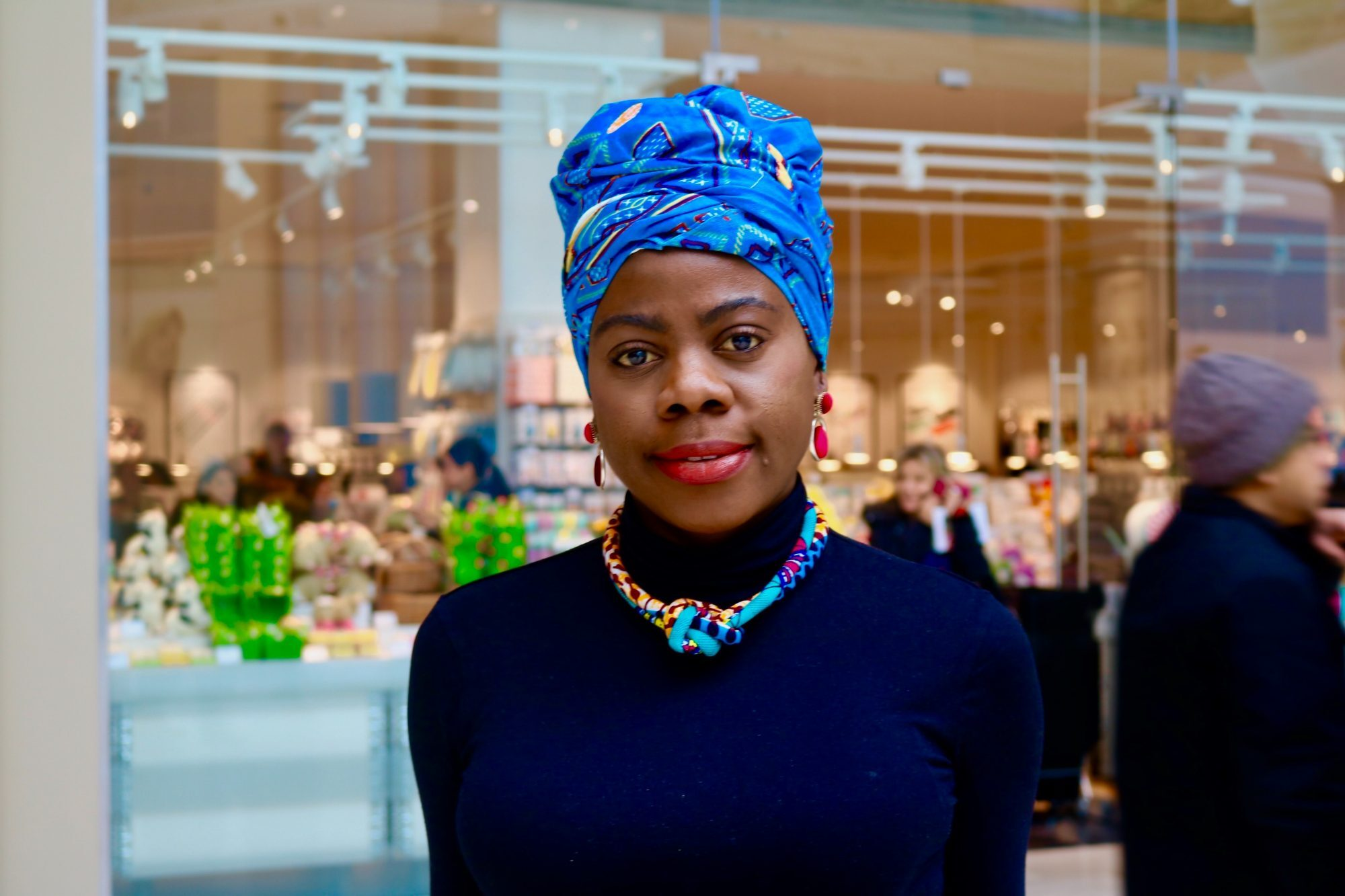 Editor In Chief at Mammypi West London Shopping Center