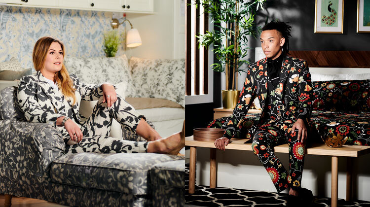 Limited Edition IKEA SUITS by William Hunt