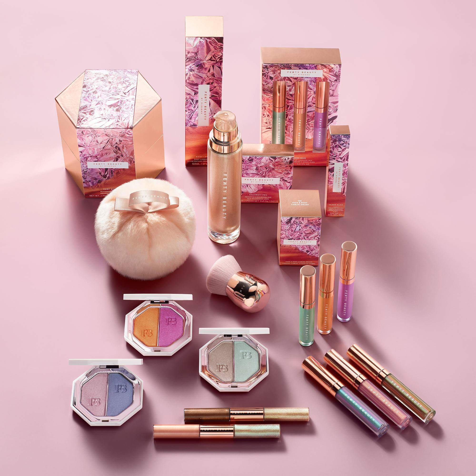 Fenty Beauty Summer Collection